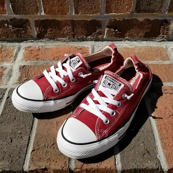 d0734c0d2879 Converse Shoes - Converse Chuck Taylor Shoreline maroon Sz 9